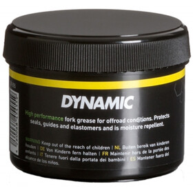 Dynamic MTB 150g svart
